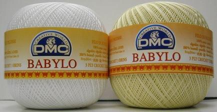 Dmc Cotone Dmc Babylo Puro Cotone Filo Di Scozia 100 Gr Num 30